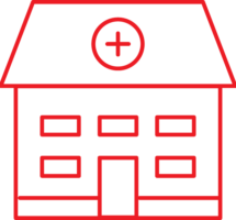 Mergtech Medical's icon for medical clinics for remote worksites